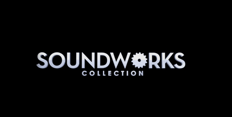 SoundWorks collection Logo.