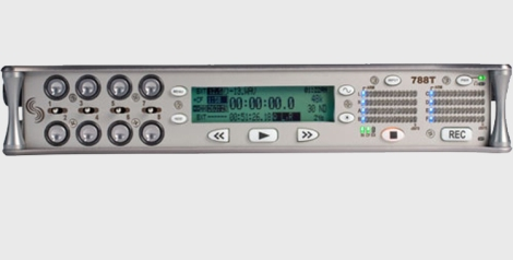 Sound Devices 788T Multitrack Recorder
