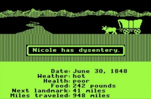 I wonder what dysentery sounds like through a flanger...